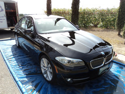 BMW After Wash and Wax