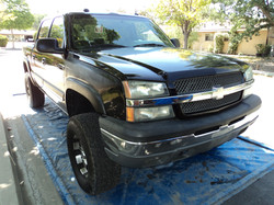 Truck - Before Exterior