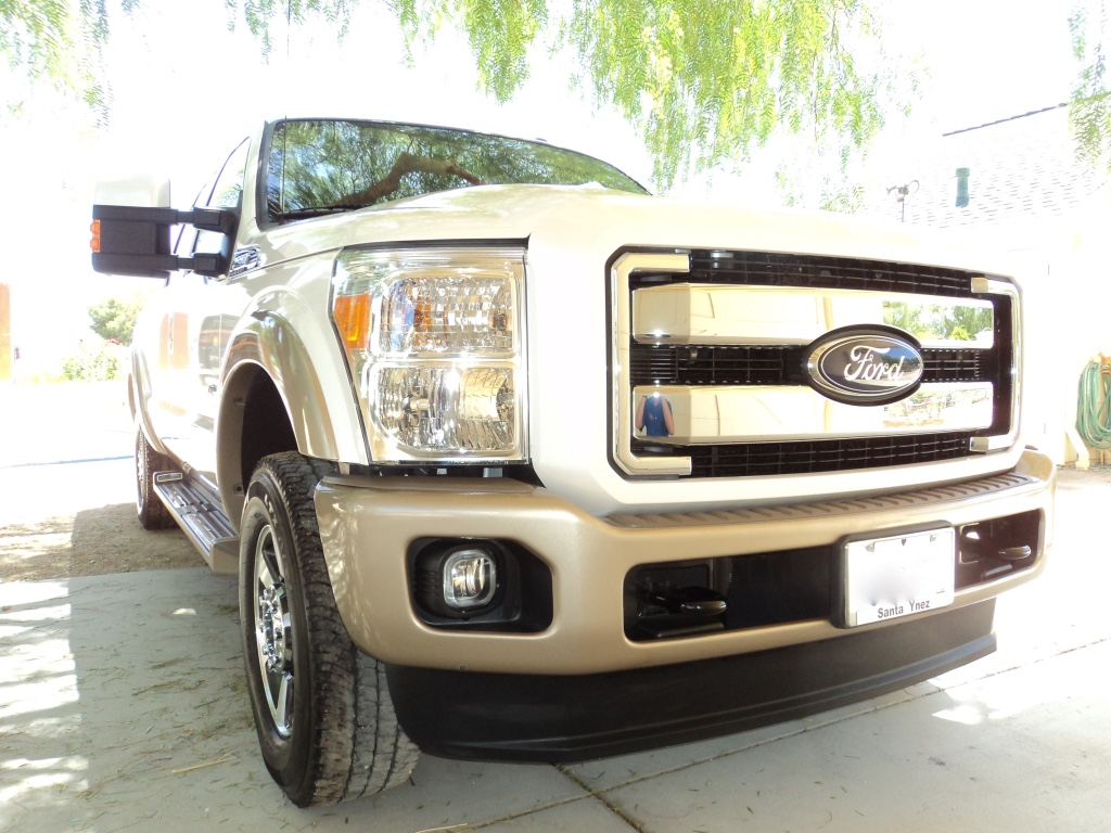 Ford F250 After Detail