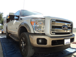Ford F250 Before
