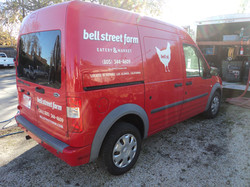The Bell Street Farm Van