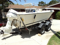 Used Boat Before