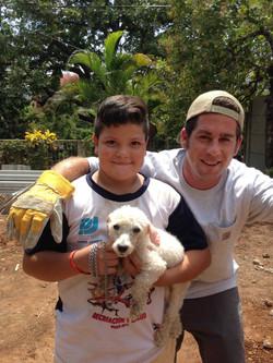 Gerardo and Troy