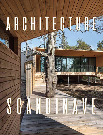 Couverture Architecture scandinave defin