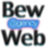 logo bew web agency creation de site internet