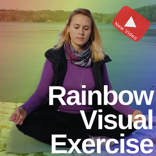 Mindful Meditation | Rainbow Visualization Exercise