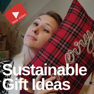 4 Sustainable gift ideas to give this holiday