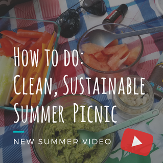 How to do a Clean, Sustainable Summer Picnic