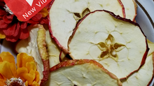 Why you should dehydrate your own Apple Chips