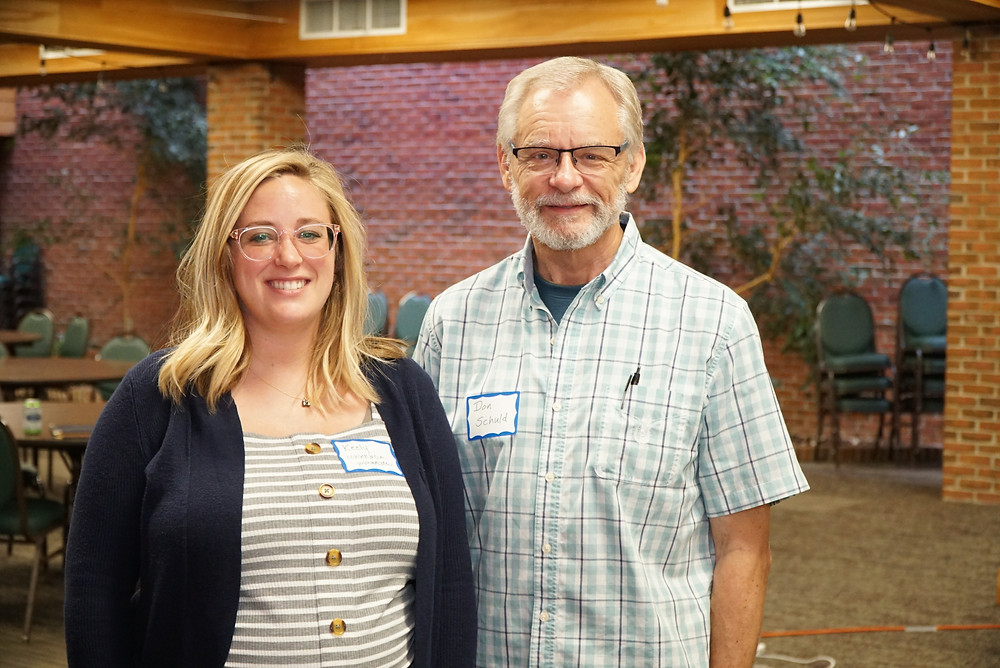 Keely Cervantes, Conservation Minnesota & Don Schuld, SSMN Energy Working Group