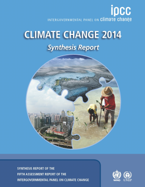 IPCC latest report