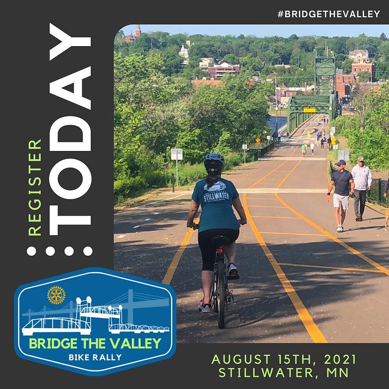 Bridge The Valley: Bike Rally