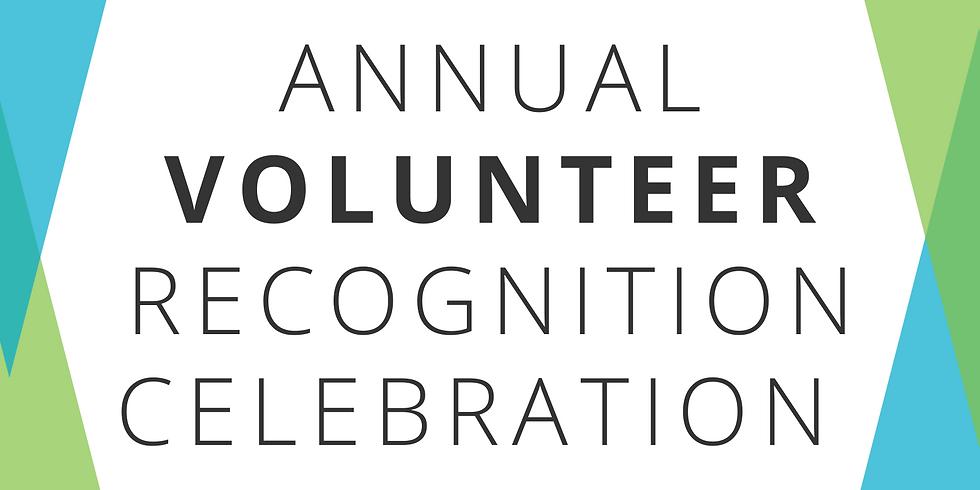 Annual Volunteer Recognition Celebration