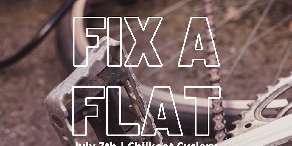 Fix A Flat (July)