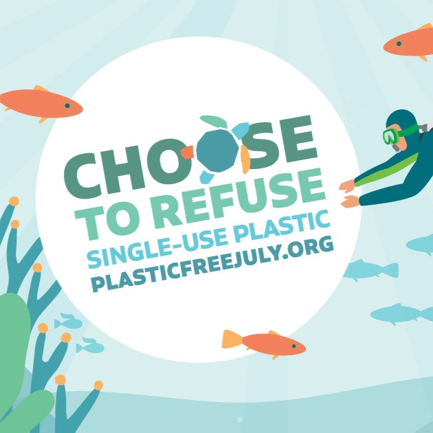 Plastic Free July - Canvas Bag Raffle