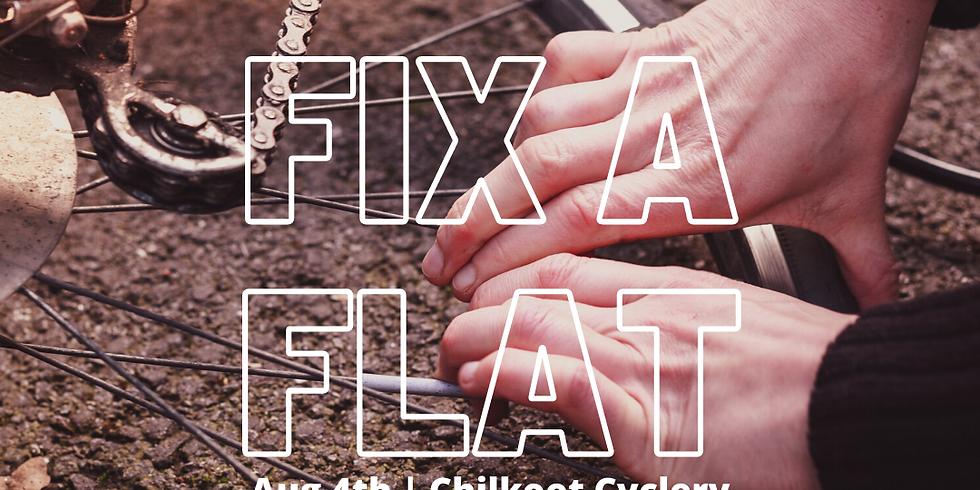 Fix A Flat (August)