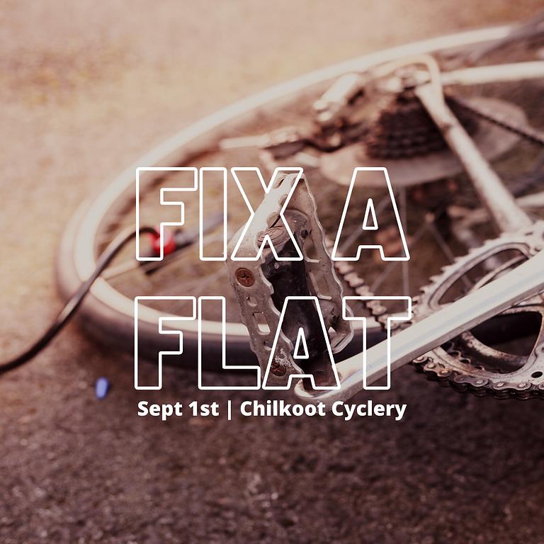 Fix A Flat (September)