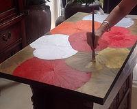 Cours de peinture. Painting class