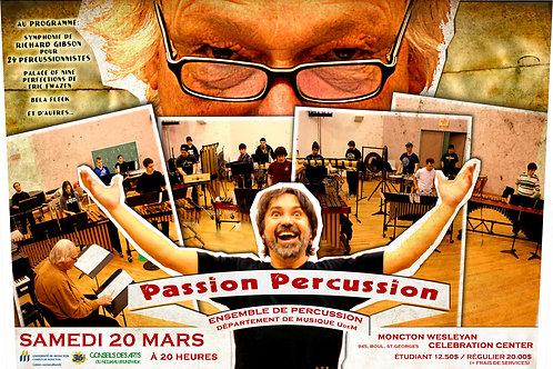 Passion Percusion