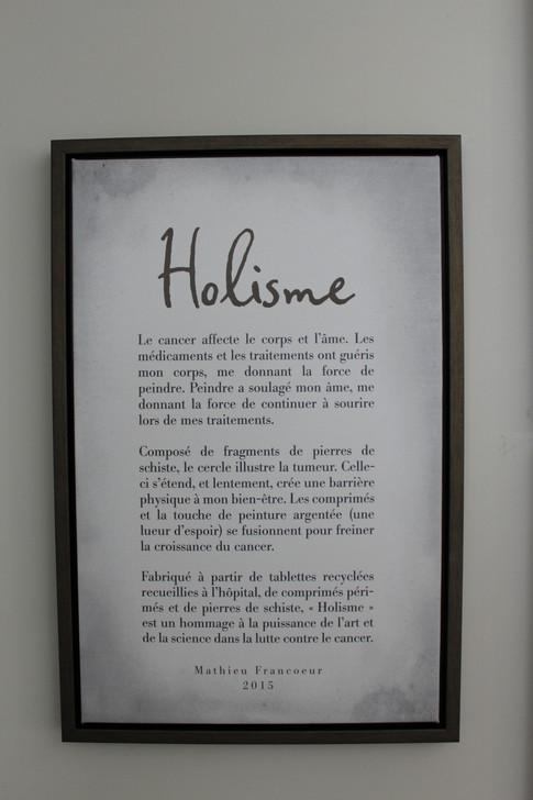 Holisme Mathieu Francoeur Centre de Form