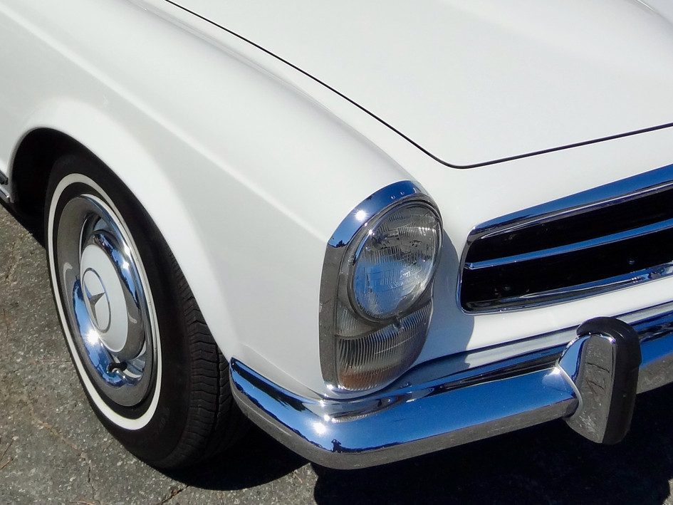 1967 mercedes benz 250sl
