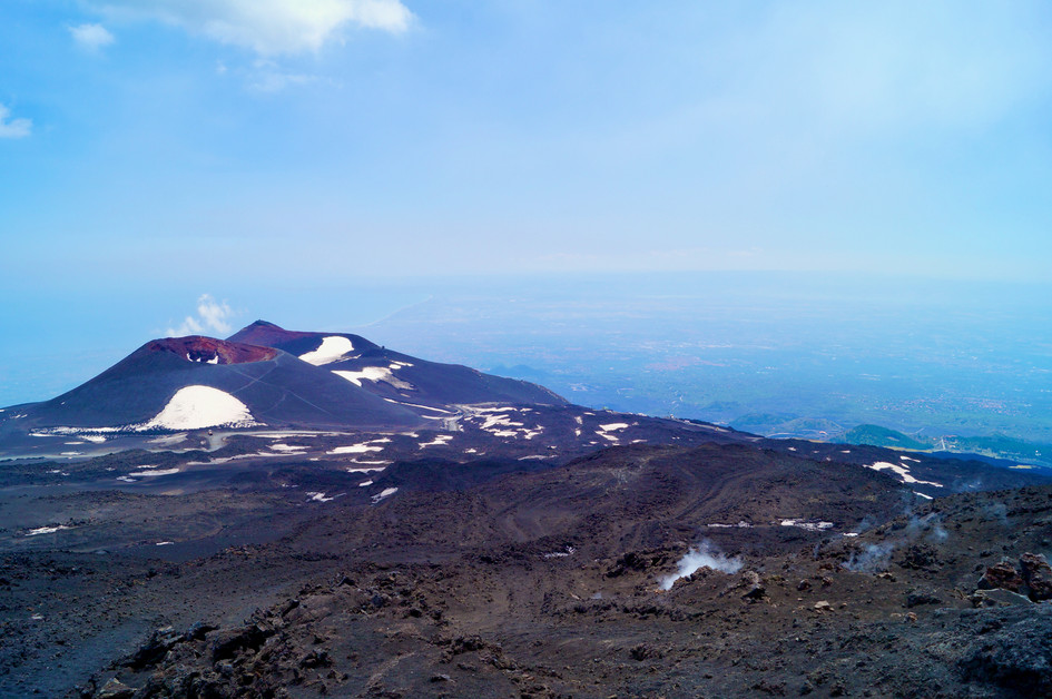 smoke stack  - etna #04