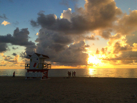 miami beach. florida