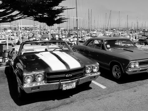 1970 chevrolet chevelle ss #01
