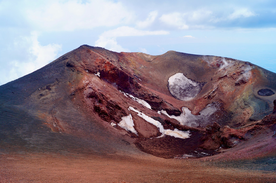 red earth - etna #01