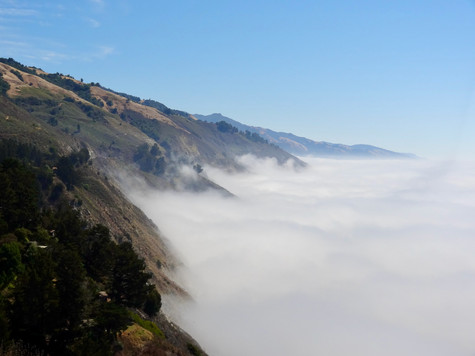 cloud, meet earth