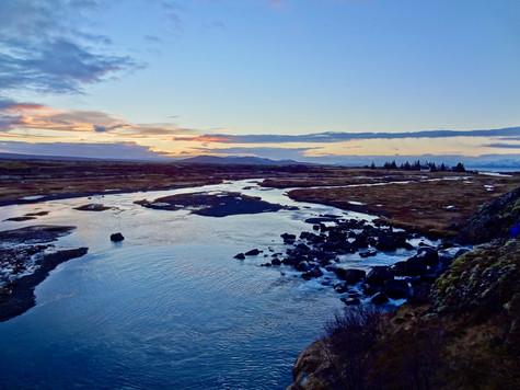 serene. reykjavik