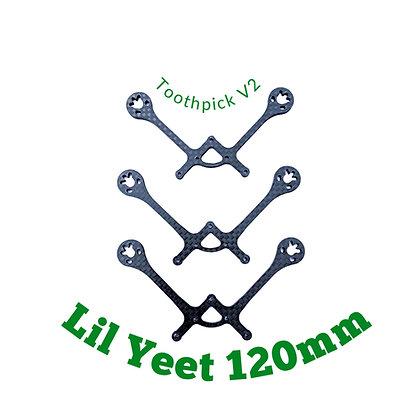 "DamFastFPV ""Lil Yeet"" 120mm"