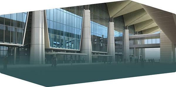 Новый терминал «Пулково»