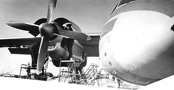 Самолет пс-84