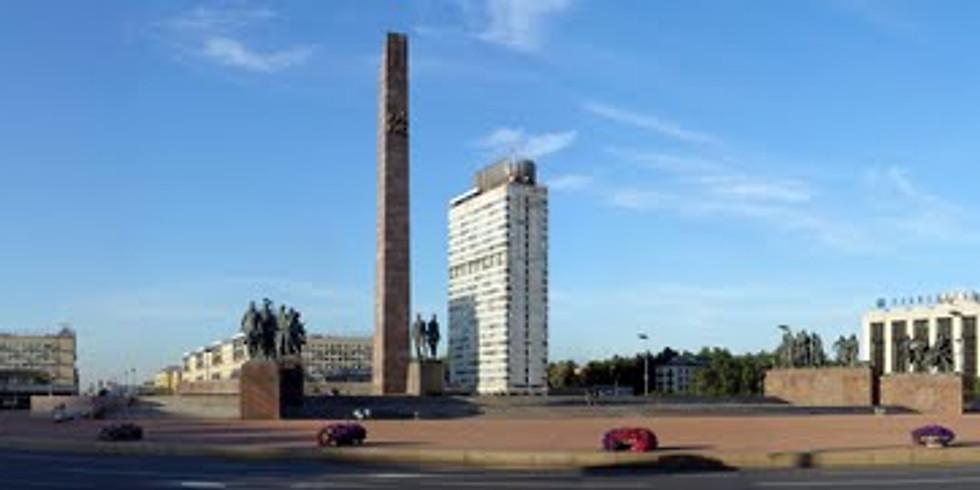 Онлайн трансляция «Легенды Московского проспекта»   (0+)