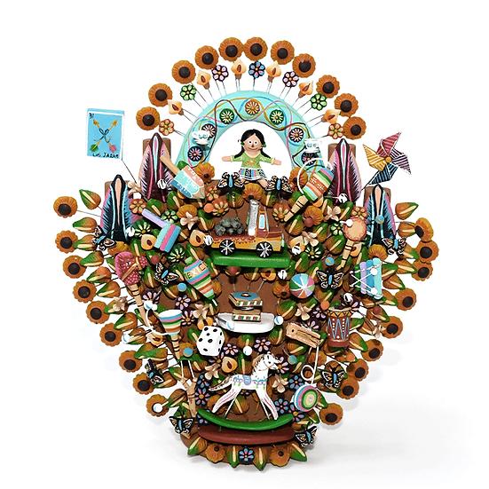 Árbol de la vida: Juguetes Típicos Mexicanos
