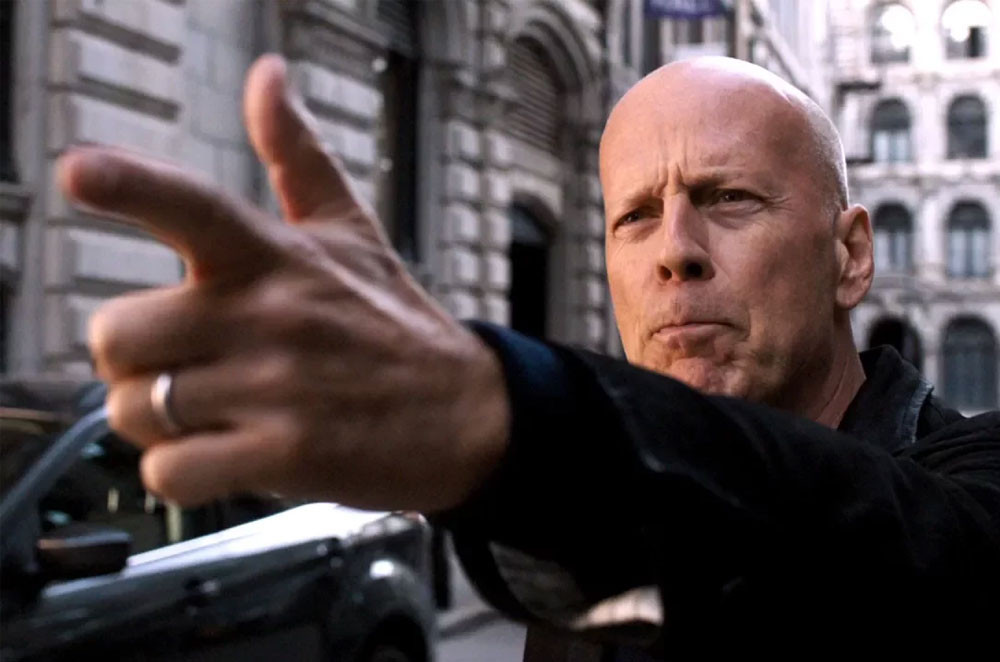 Death Wish film review UK
