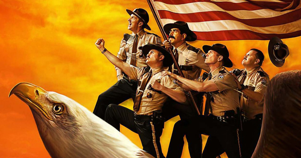 Super Troopers 2 UK Film Review