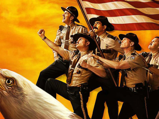 Super Troopers 2 film review