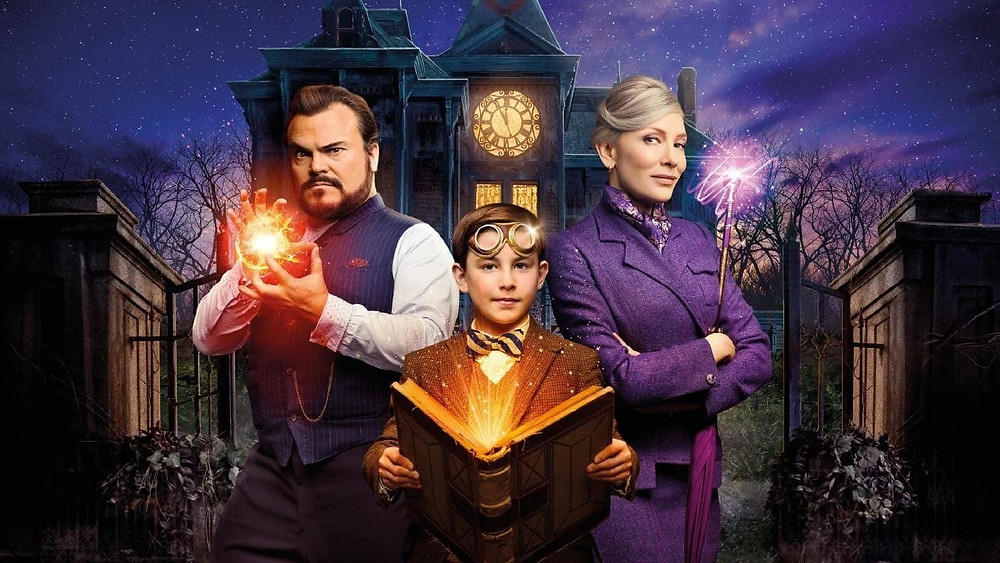 The House with a Clock In Its Walls film review