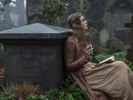 Mary Shelley film review