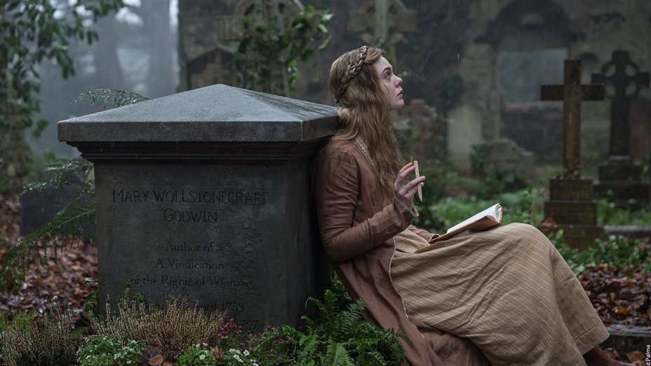 Mary Shelley film review uk