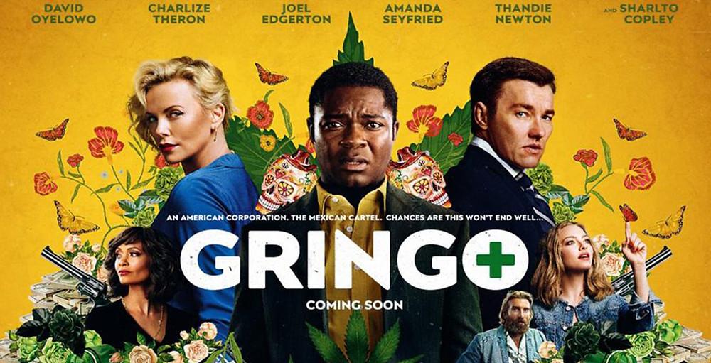 Gringo film review UK