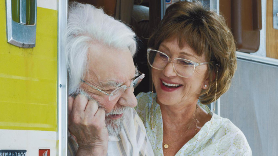 The Leisure Seeker film review