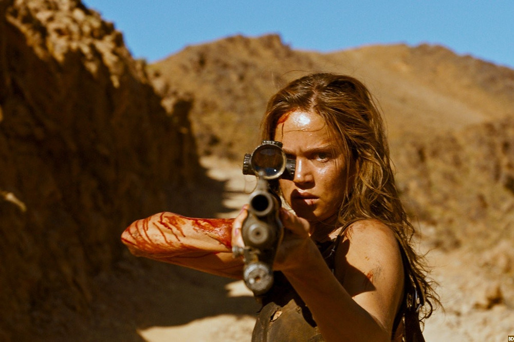 Revenge UK Film Review