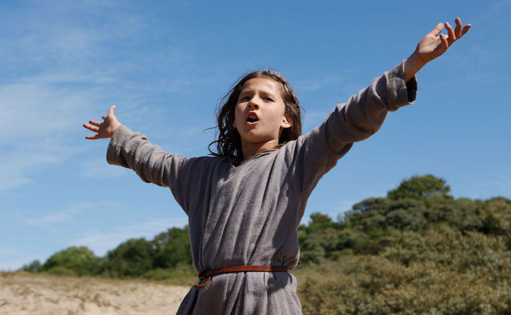 Jeannette: The Childhood of Joan of Arc film review