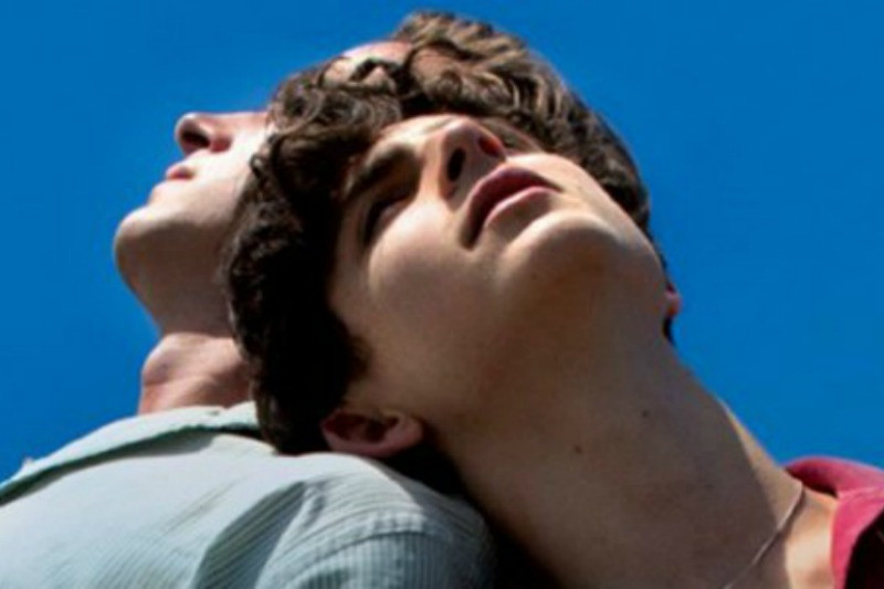 Call Me By Your Name film review UK