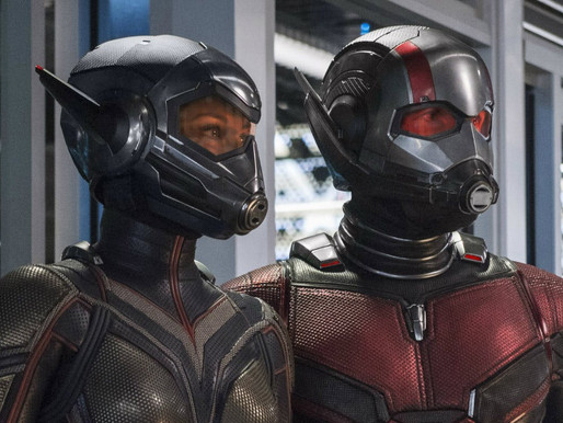 Ant-Man and The Wasp film review