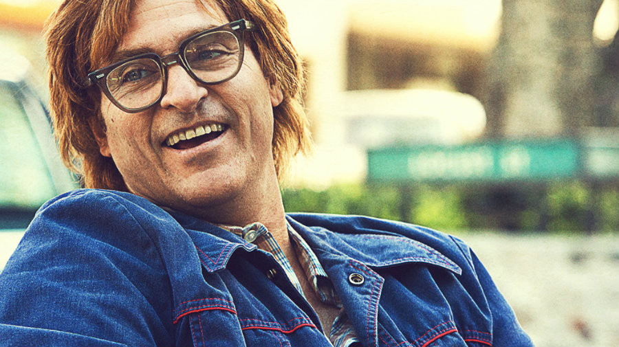 Don't Worry, He Won't Get Far on Foot film review