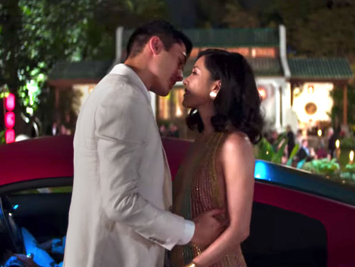 Crazy Rich Asians film review